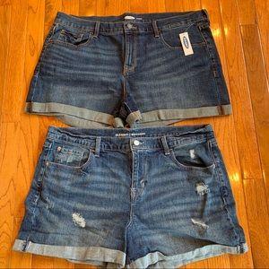 Size 16 Old Navy Shorts
